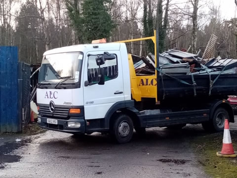 Skip Hire from ALC Services (Scotland) Ltd